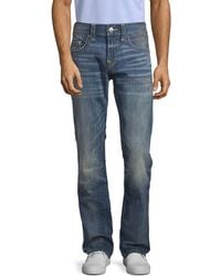 True Religion - Ricky Relaxed Straight Jeans - Lyst