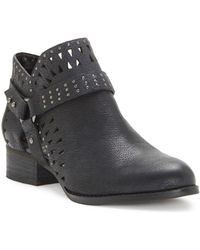 Vince Camuto - Calley Booties - Lyst