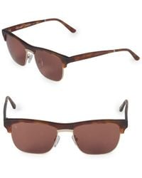 3026664fef1 Smoke X Mirrors - 53mm Uncle Albert Rectangular Sunglasses - Lyst
