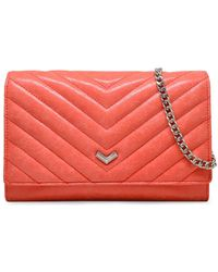 Botkier - Soho Quilted Chain Leather Crossbody - Lyst