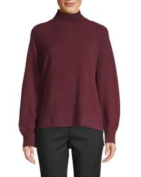 Saks Fifth Avenue - High-low Cashmere Sweater - Lyst