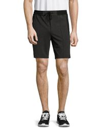 Saks Fifth Avenue | Solid Drawstring-waist Shorts | Lyst