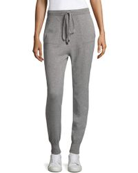 Peserico - Tie Jogger Pants - Lyst