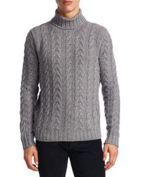 Saks Fifth Avenue - Collection Turtleneck Knitted Jumper - Lyst
