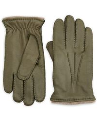 Saks Fifth Avenue - Collection Basic Gloves - Lyst