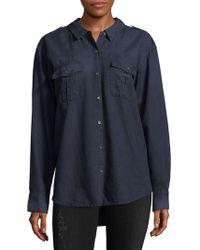 Soft Joie - Lidelle Button-down Shirt - Lyst