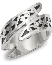 Lois Hill - Signature Sterling Silver Ring - Lyst