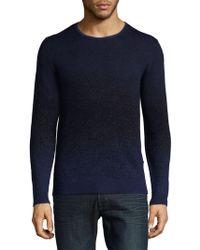 Strellson - Milton Jacquard Wool Sweater - Lyst