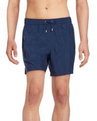 Brioni - Swim Shorts - Lyst