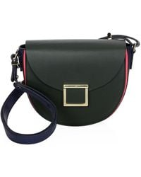 Jason Wu - Jaime Leather Saddle Bag - Lyst