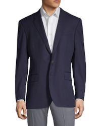 Polo Ralph Lauren - Wool Suit Jacket - Lyst