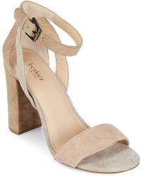 Botkier - Gianna Block Heel Sandals - Lyst