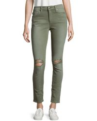 Joe's Jeans - Solid Skinny-fit Jeans - Lyst