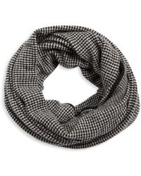 Saks Fifth Avenue - Seed Stitch Wool & Cashmere Snood - Lyst