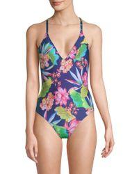 La Blanca - Bora Bora Mio One-piece Swimsuit - Lyst