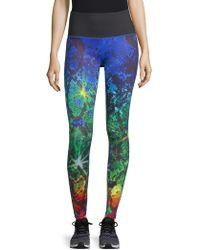 Just Live - Powerpantz Print Leggings - Lyst