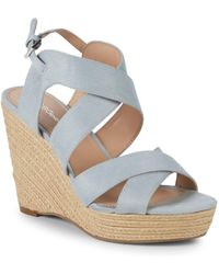 BCBGeneration - Jaida Dream Wedge Sandals - Lyst