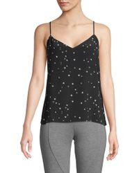 UGG Star-print Silk Camisole
