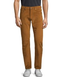 J.Lindeberg - Classic Slim-fit Jeans - Lyst