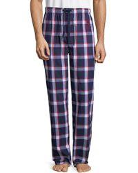 Psycho Bunny - Bunny-print Pyjama Trousers - Lyst