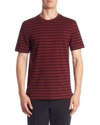 Vince - Smooth Jersey Cotton Tee - Lyst