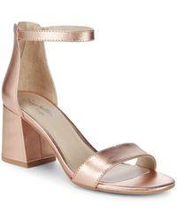 Seychelles - Pandemonium Leather Ankle-strap Sandals - Lyst