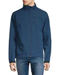 Tahari - Softshell Long-sleeve Jacket - Lyst