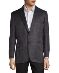 Brioni - Textured Notch Jacket - Lyst