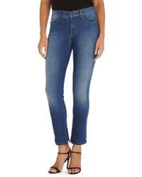 NYDJ - Ira Ankle Jeans - Lyst