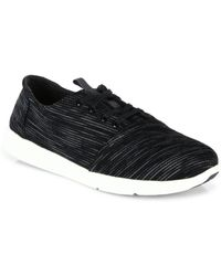 TOMS - Del Rey Mesh Trainers - Lyst