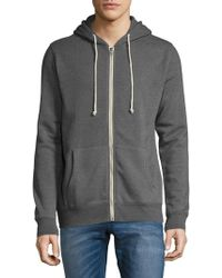 Threads For Thought - Fleece Hooded Jacket - Lyst