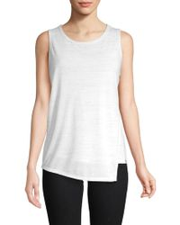 Andrew Marc - Front Overlay Top - Lyst