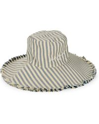 6d28bcac052ba9 Women's Karl Lagerfeld Hats - Lyst