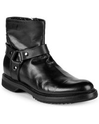 Rick Owens - Classic Leather Ankle Boots - Lyst