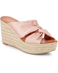 Dolce Vita - Binney Wedge Sandals - Lyst