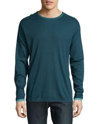 Tommy Bahama - Long-sleeve Cotton Jumper - Lyst