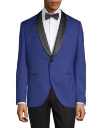Lubiam - Wool Dinner Jacket - Lyst
