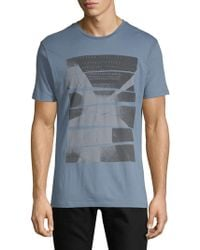 Slate & Stone - Graphic Cotton Tee - Lyst