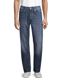 True Religion - Ricky Straight-fit Jeans - Lyst