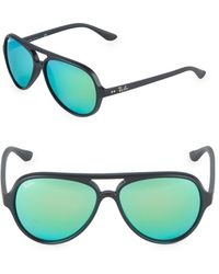 14d845198f Lyst - Ray-Ban Cats 5000 - Women s Ray-Ban Cats 5000 Sunglasses