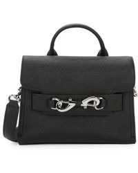 Rebecca Minkoff - Florence Leather Mini Satchel - Lyst