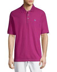 Tommy Bahama - Emfielder Polo Shirt - Lyst