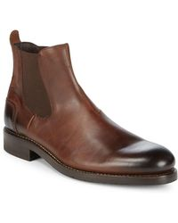 Wolverine - Montague Leather Ankle Boots - Lyst
