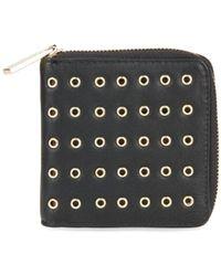 Deux Lux - Patina Faux Leather Wallet - Lyst
