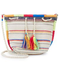 Star Mela - Chindi Crossbody Bag - Lyst