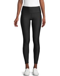 Just Live - Mid-rise Cropped Pocket Leggings - Lyst