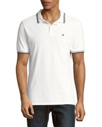 Ben Sherman - Cotton Short-sleeve Polo - Lyst