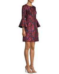 6a80001aad8 Trina Turk - Casa Mexico Splended Floral Dress - Lyst
