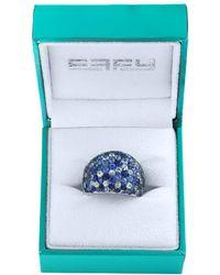 Effy - Sapphire & Sterling Silver Ring - Lyst