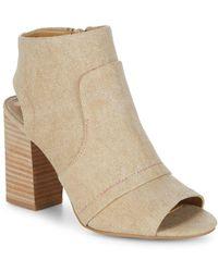 Splendid - Darelene Block-heel Booties - Lyst